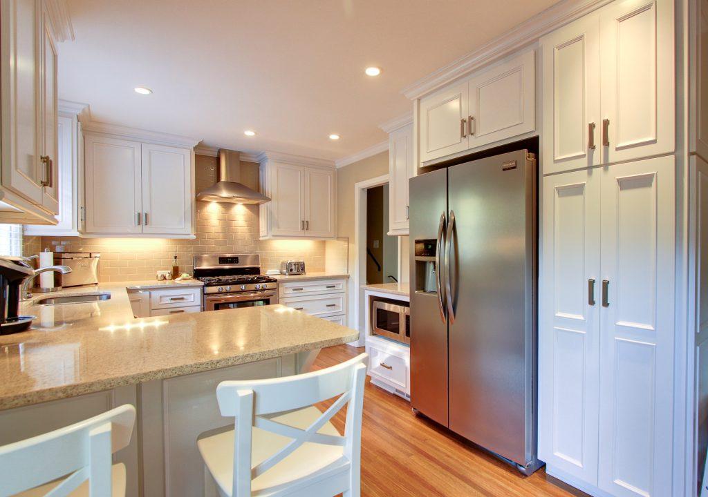Charlotte Beverly Woods kitchen