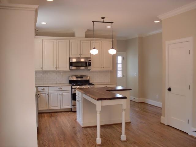 Charlotte Eastover kitchen