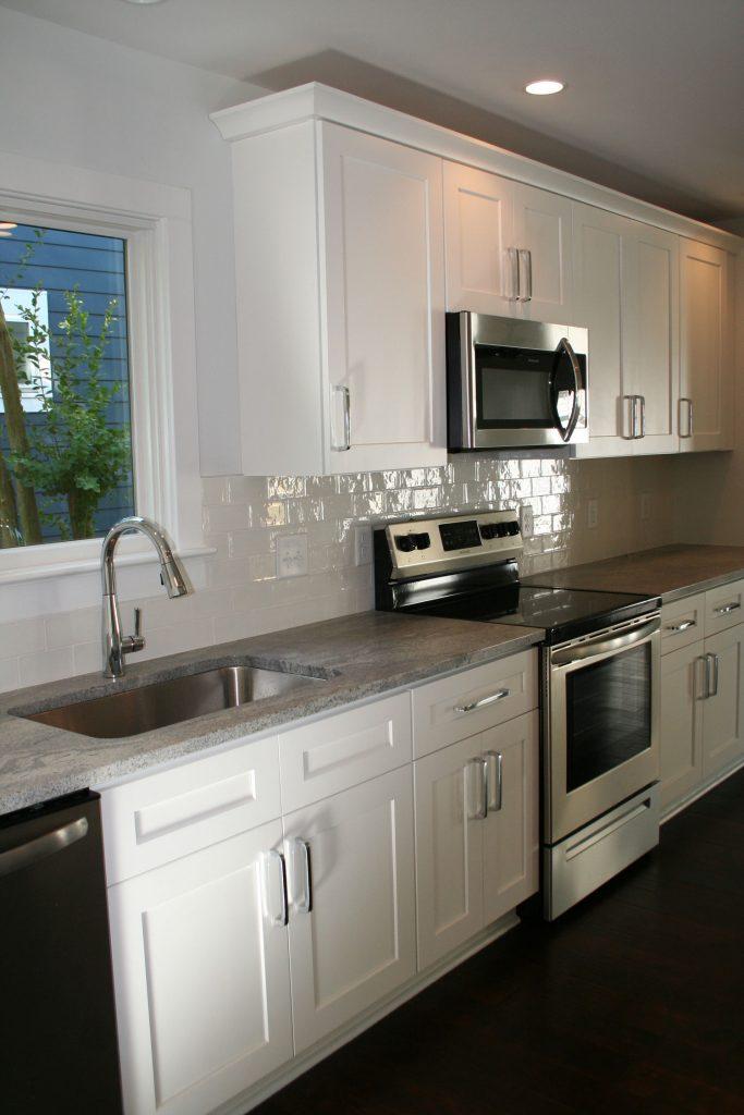 Charlotte Plaza Midwood New kitchen