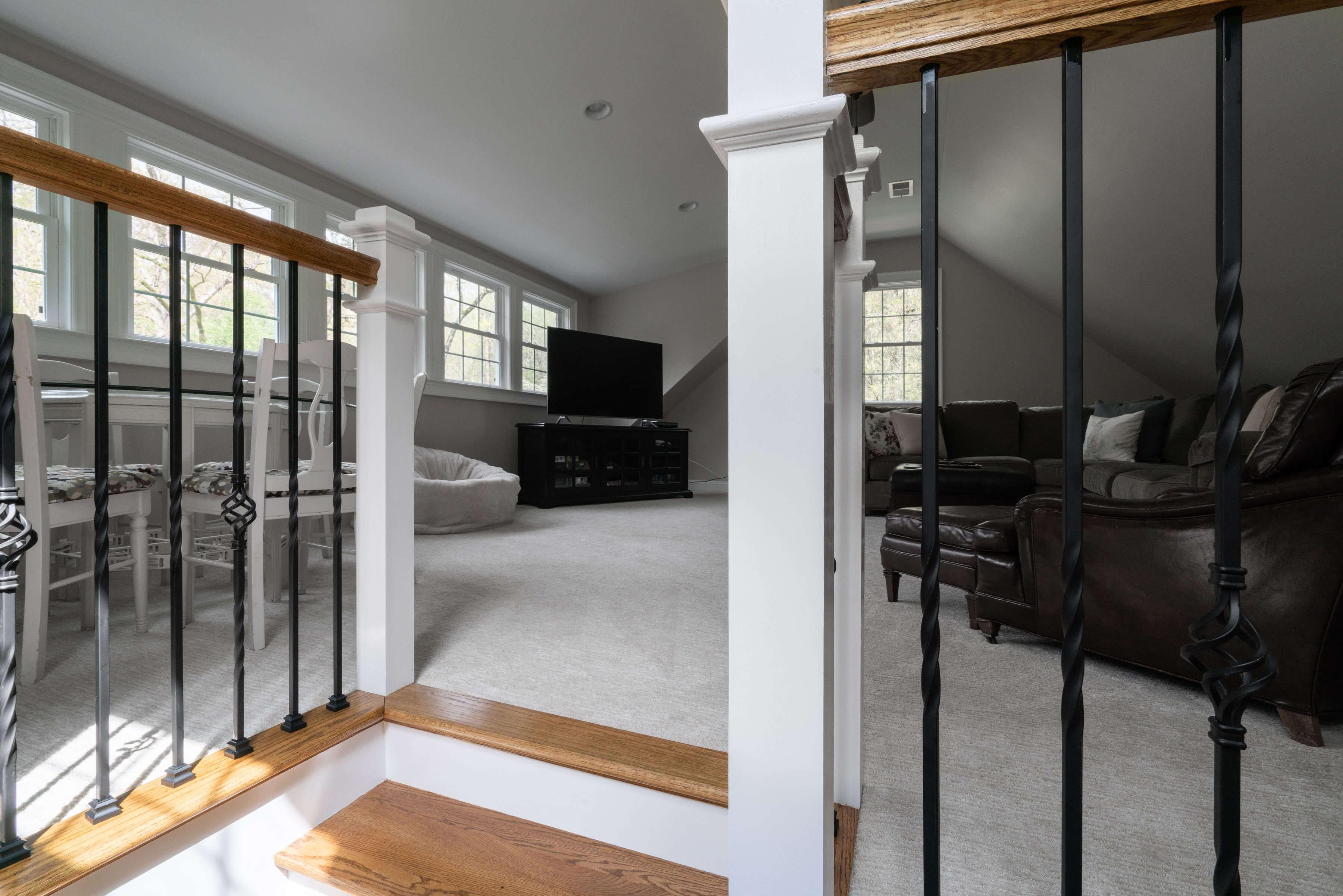Montibello Charlotte Home Remodeling Addition for Bonus Room